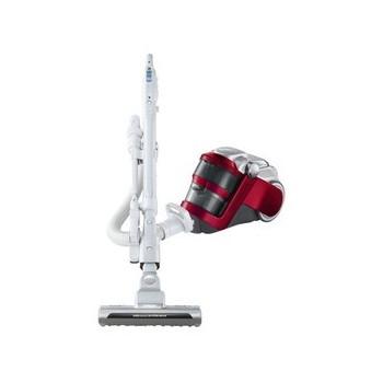 [CV-SR3300]日立 掃除機 パールレッド