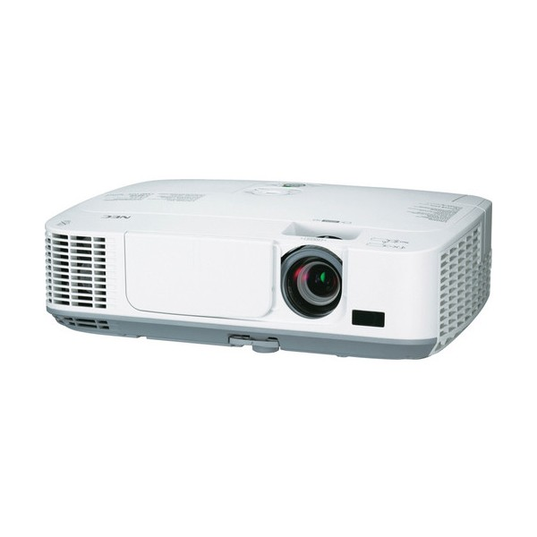 いろいろ、プロジェクター、PC・オフィス、ホワイト 【NEC/プロジェクター】NP-M300XJL