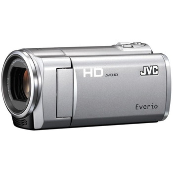 [GZ-HM450]エブリオ Victor ビデオカメラ プレシャスシルバー