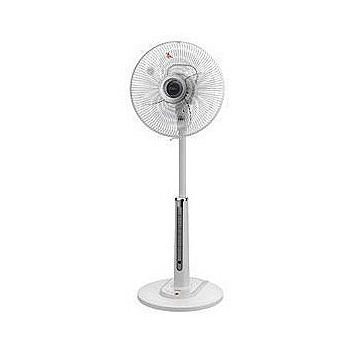 [F-LN7]東芝 ハイポジション扇風機 ホワイト