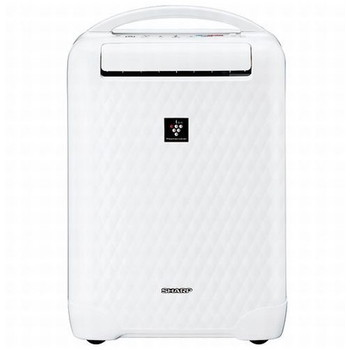 [CV-A100]シャープ 冷風衣類乾燥除湿機 ホワイト