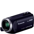 【パナソニック/愛情サイズ】デジタルビデオカメラ HC-V520M ダークネイビー