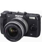【ペンタックス/ミラーレス一眼カメラ】1200万画素 PENTAX Q10 ズームレンズキット