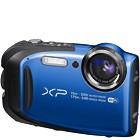 【富士フイルム/ファインピックス】1640万画素 防水デジタルカメラ FinePix XP80[ブルー]