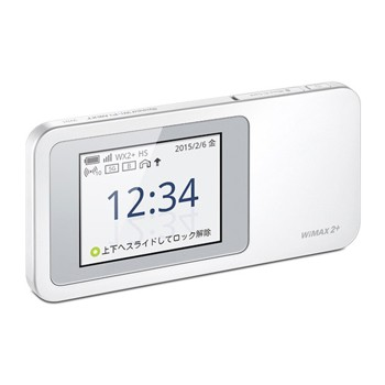 【WiMAX/モバイルWiFi】Speed Wi-Fi NEXT W01
