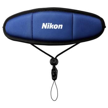[FTST1]Nikon フローティングストラップ ブルー