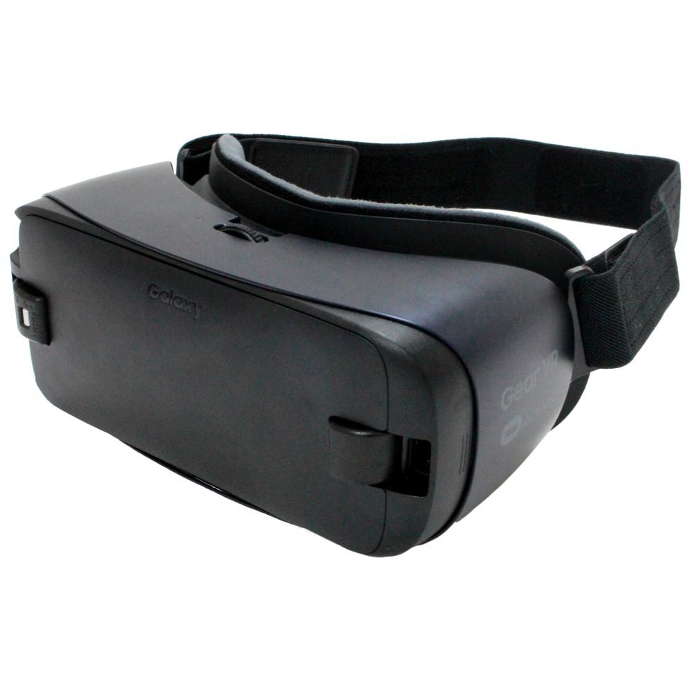 いろいろ、VR・ヘッドマウントディスプレイ、AV家電、ブラック 【サムスン/VR ヘッドマウントディスプレイ】Gear VR+Galaxy S6 edge