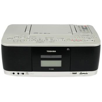 [TY-CDX9]東芝 CDラジオカセットレコーダー サテンゴールド
