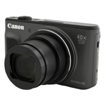 [SX720 HS]パワーショット Canon コンパクトデジカメ ブラック
