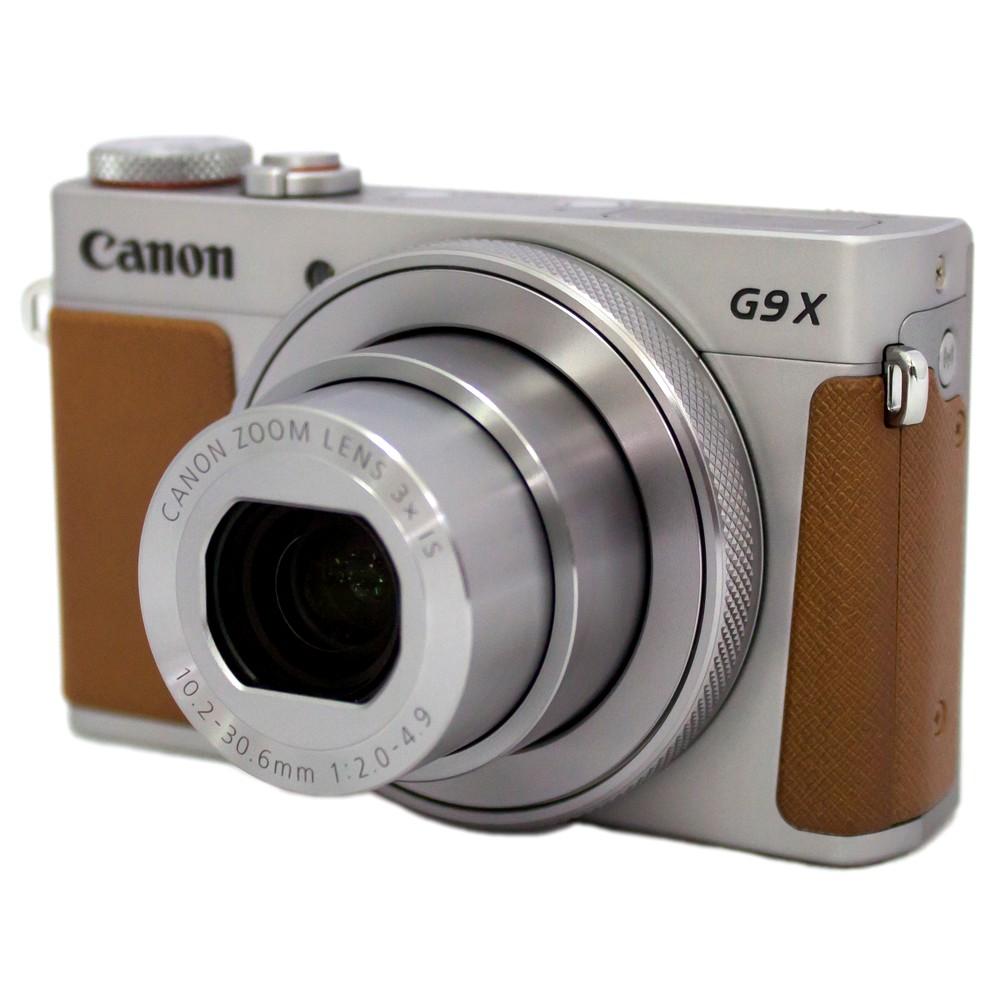 いろいろ、デジタルカメラ、カメラ、シルバー 【キヤノン/Power Shot】2010万画素 デジタルカメラ G9 X Mark II シルバー