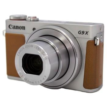 [G9 X Mark II]パワーショット Canon コンパクトデジカメ シルバー