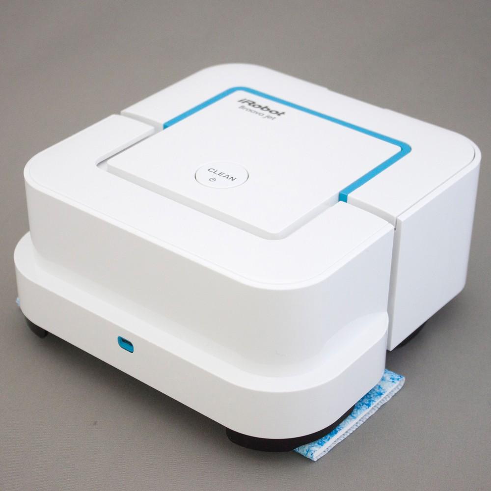 いろいろ、ロボット掃除機、生活家電・ホーム、ホワイト 【iRobot/Braava】フロアクリーニングロボット ブラーバ ジェット240