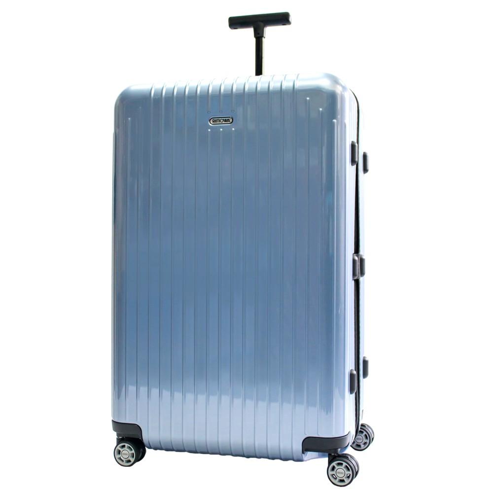 いろいろ、スーツケース(8〜14泊)、旅行、ライトブルー 【8〜14泊】リモワ SALSA AIR 4輪 84L スーツケース アイスブルー