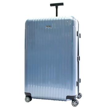 [8-14泊]リモワ サルサエアー 84L スーツケース アイスブルー