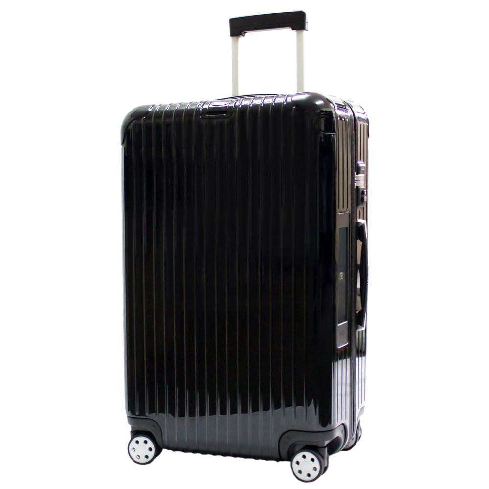 いろいろ、スーツケース(8〜14泊)、旅行、ブラック 【8〜14泊】リモワ SALSA Deluxe 4輪 78L スーツケース ブラック