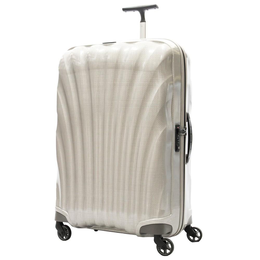 [8-14泊]サムソナイト コスモライト3.0 スピナー 94L スーツケース パール