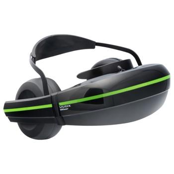 [iWearビデオヘッドフォン]VUZIX VR ヘッドマウントディスプレイ
