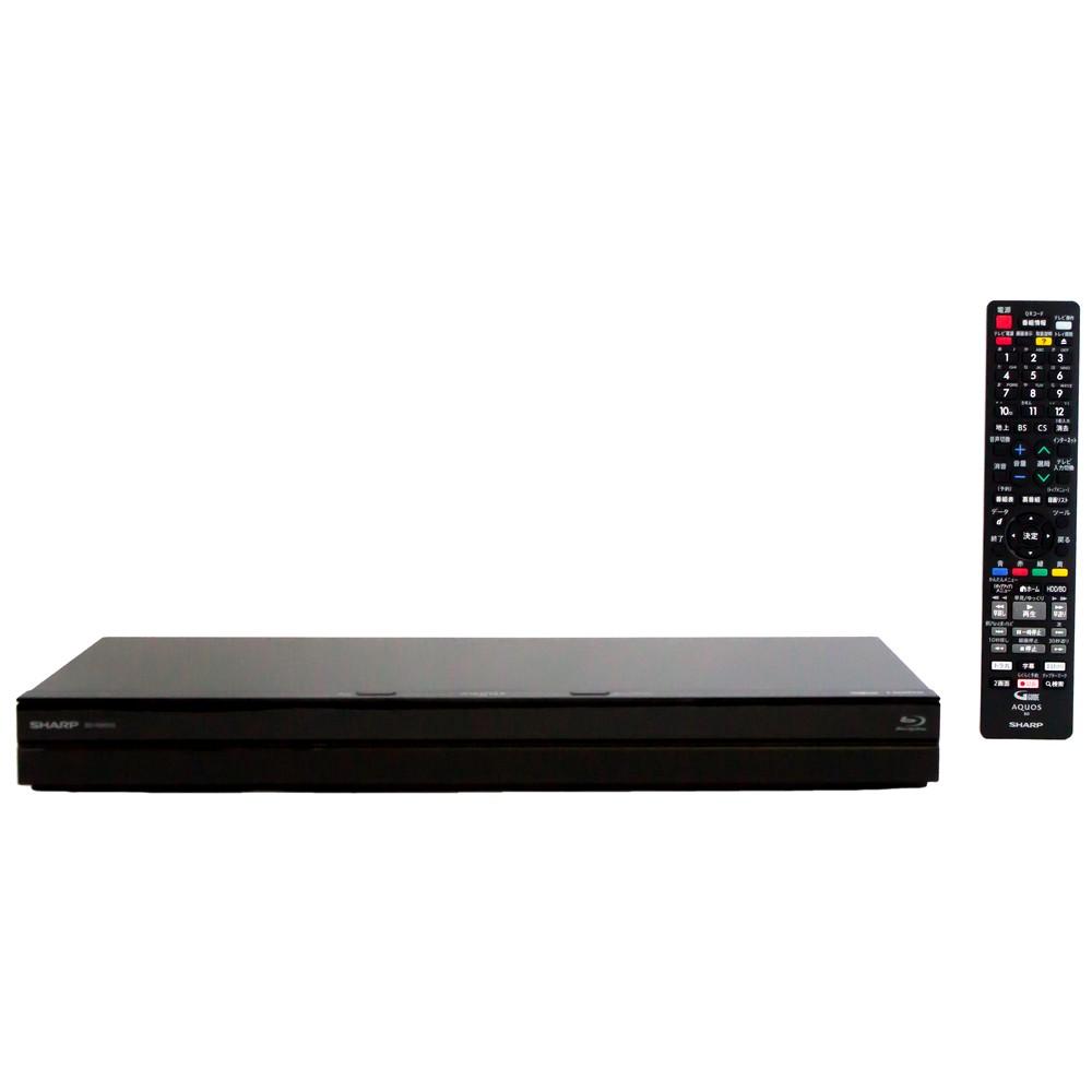 いろいろ、DVD・ブルーレイレコーダー、AV家電 【シャープ/AQUOS】500GB HDD内蔵 ブルーレイディスクレコーダー BD-NW510