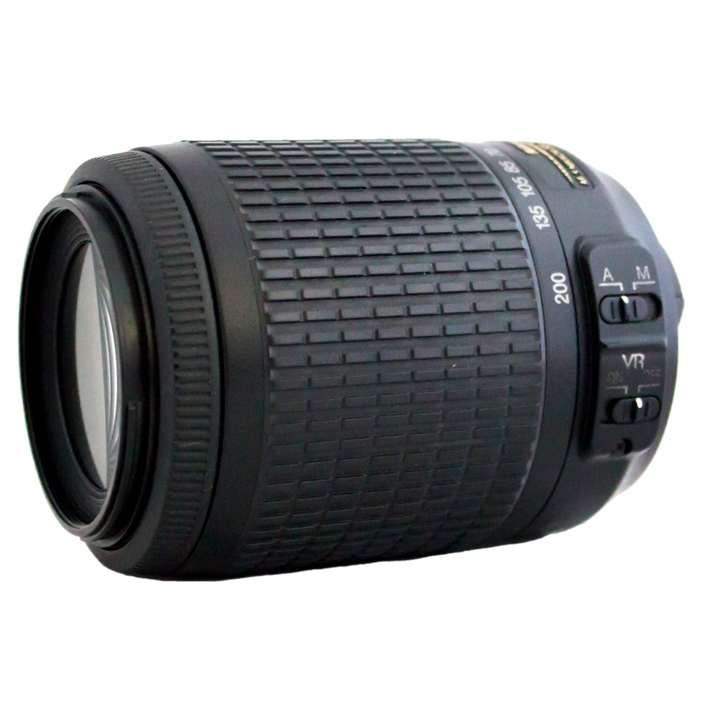 いろいろ、カメラレンズ、カメラ 【ニコン/望遠ズームレンズ】AF-S DX VR Zoom-Nikkor 55-200mm f/4-5.6G IF-ED
