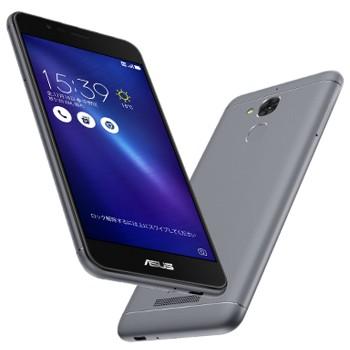 ZenFone 3 Max グレー(SIMフリー)