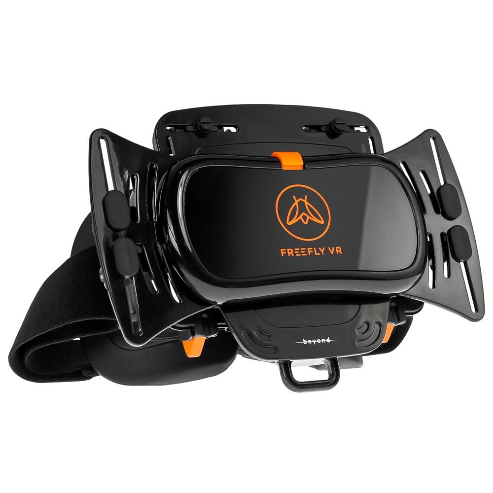 いろいろ、VR・ヘッドマウントディスプレイ、AV家電、ブラック 【PROTEUS VR LABS/VR ヘッドマウントディスプレイ】Freefly VR beyond