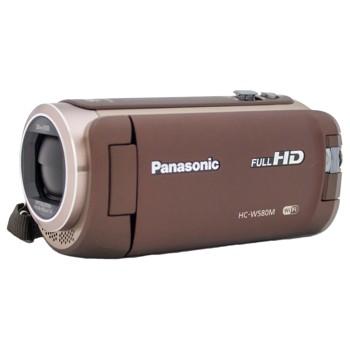 [HC-W580M]パナソニック ビデオカメラ ブラウン