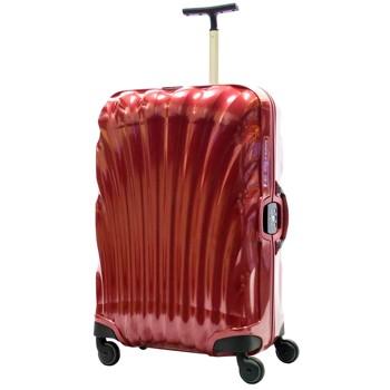 [4-7泊]サムソナイト ライトロックト スピナー 68L スーツケース レッド