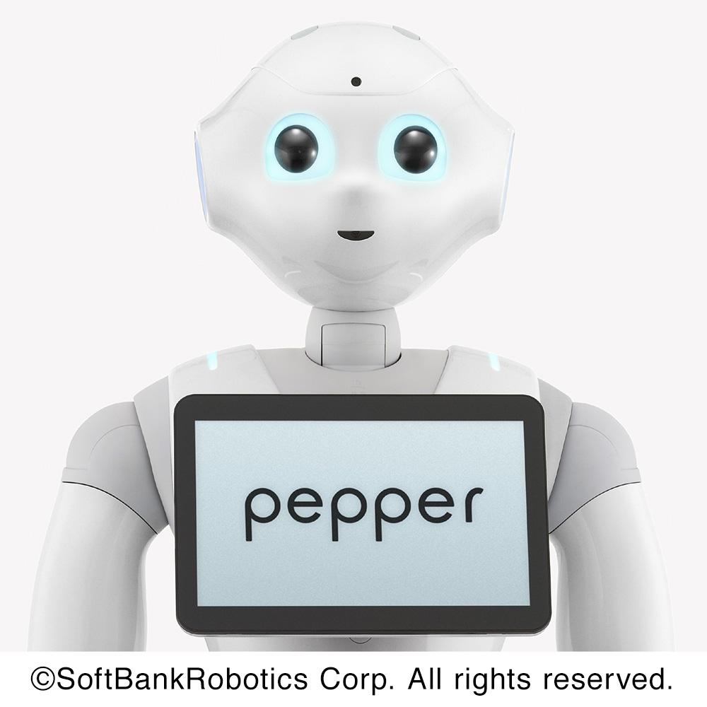 [iteminfo_actress_name] いろいろ、スマートホームデバイス、AV家電 【ソフトバンク/ロボット】Pepper for Biz【法人専用】