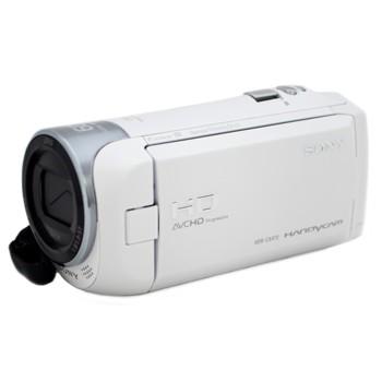[HDR-CX470]ハンディカム ソニー ビデオカメラ ホワイト