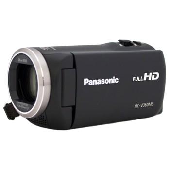 [HC-V360MS]パナソニック ビデオカメラ ブラック