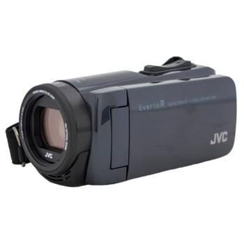 [GZ-R470]エブリオR Victor 防水ビデオカメラ アイスグレー