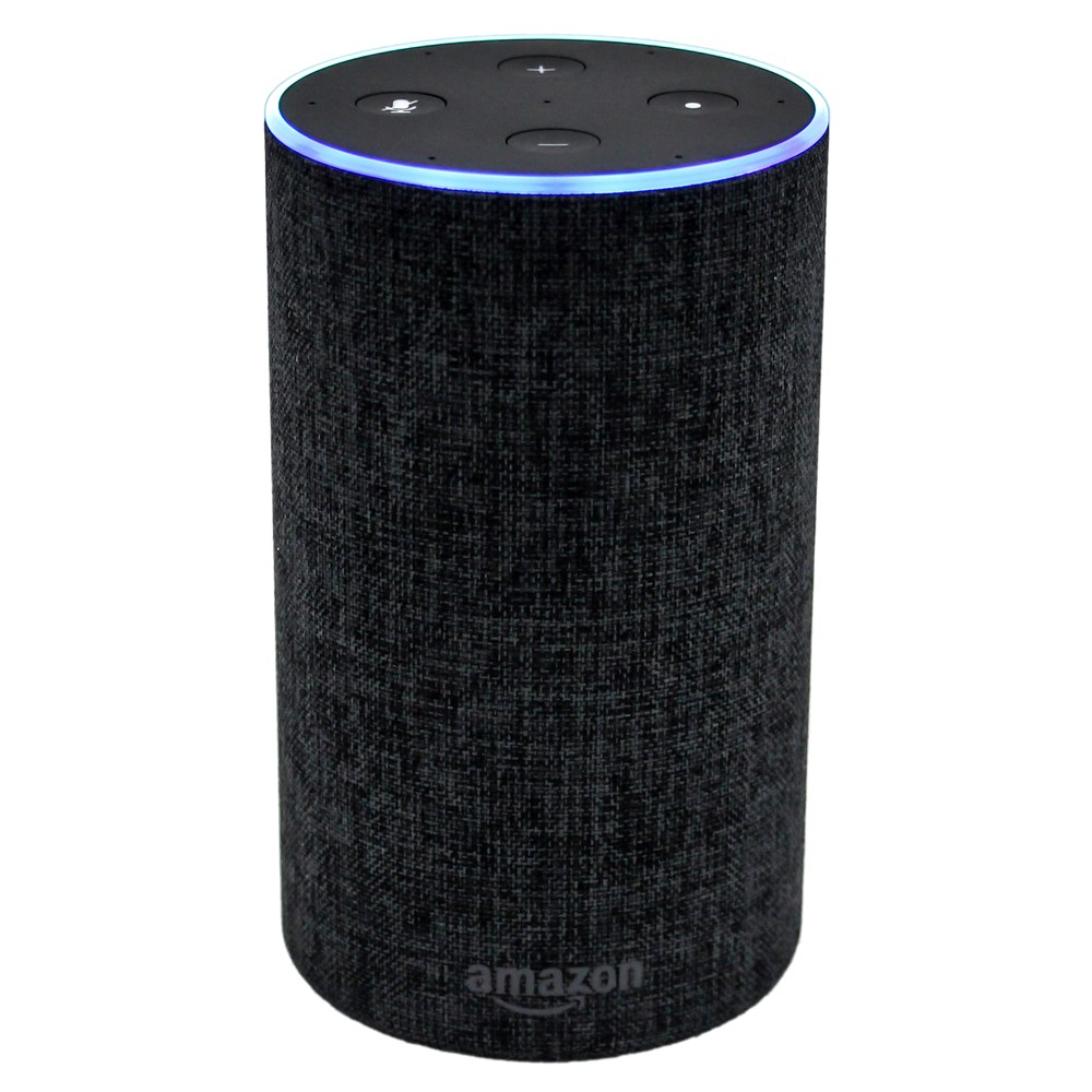 [iteminfo_actress_name] いろいろ、スマートホームデバイス、AV家電 【アマゾン/スマートスピーカー】Amazon Echo [チャコール]