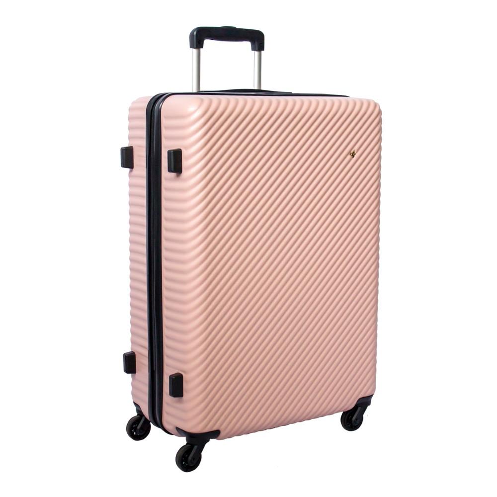 いろいろ、スーツケース(4〜7泊)、旅行、ピンク 【4〜7泊】エース ハント マイン 4輪 75L スーツケース ピンクベージュ