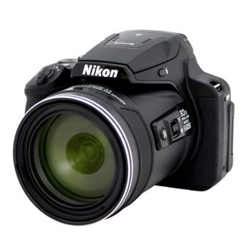 [P900]クールピクス Nikon ネオ一眼カメラ ブラック