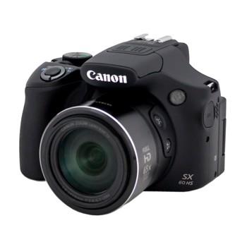 [SX60 HS]パワーショット Canon ネオ一眼カメラ ブラック