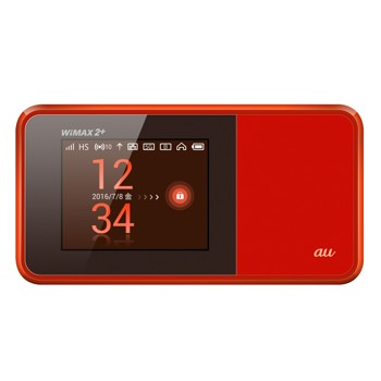 【WiMAX/モバイルWiFi】Speed Wi-Fi NEXT W03[オレンジ]