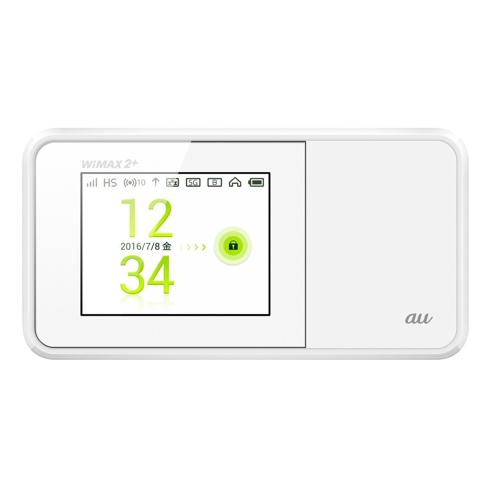 【WiMAX/モバイルWiFi】Speed Wi-Fi NEXT W03[ホワイト]