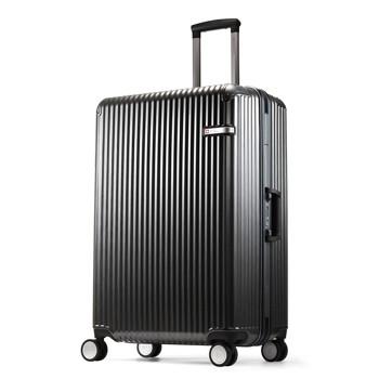 [8-14泊]スイスミリタリー 92L アルミフレーム スーツケース Type I チタニウム