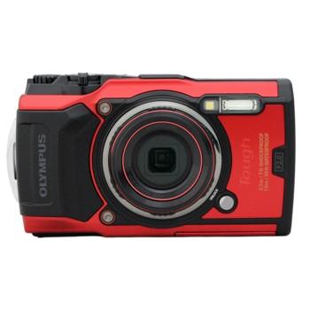[Tough TG-6]オリンパス 防水カメラ レッド