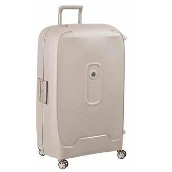 [14泊以上]デルセー モンセー 135.5L スーツケース ディープベージュ