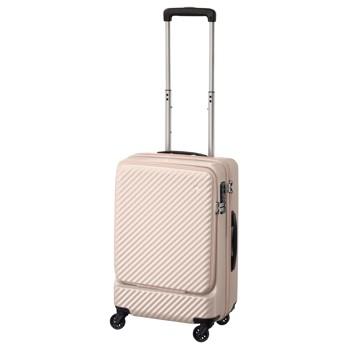 [1-3泊]エース ハント マイン 34L スーツケース ダリアベージュ
