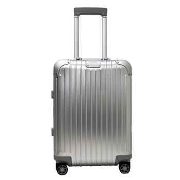 [1-3泊]リモワ オリジナル 35L スーツケース シルバー