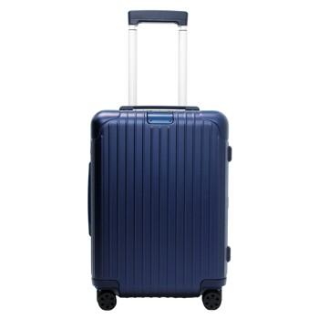 [1-3泊]リモワ エッセンシャル 36L スーツケース マットブルー