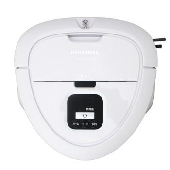 [MC-RSC10]ルーロ ミニ パナソニック ロボット掃除機 ホワイト