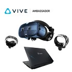 【VIVEアンバサダー限定】VRプレイヤー用 VIVE Cosmos PCセット