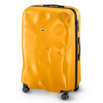 [8-14泊]クラッシュバゲージ 99L スーツケース イエロー