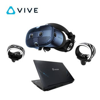[HTC VIVE Cosmos + PC レンタルキット]HTC VR ヘッドマウントディスプレイ