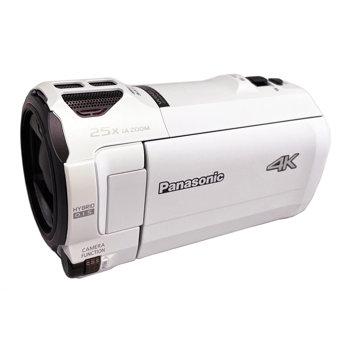 [VZX990M] パナソニック 4Kビデオカメラ ホワイト